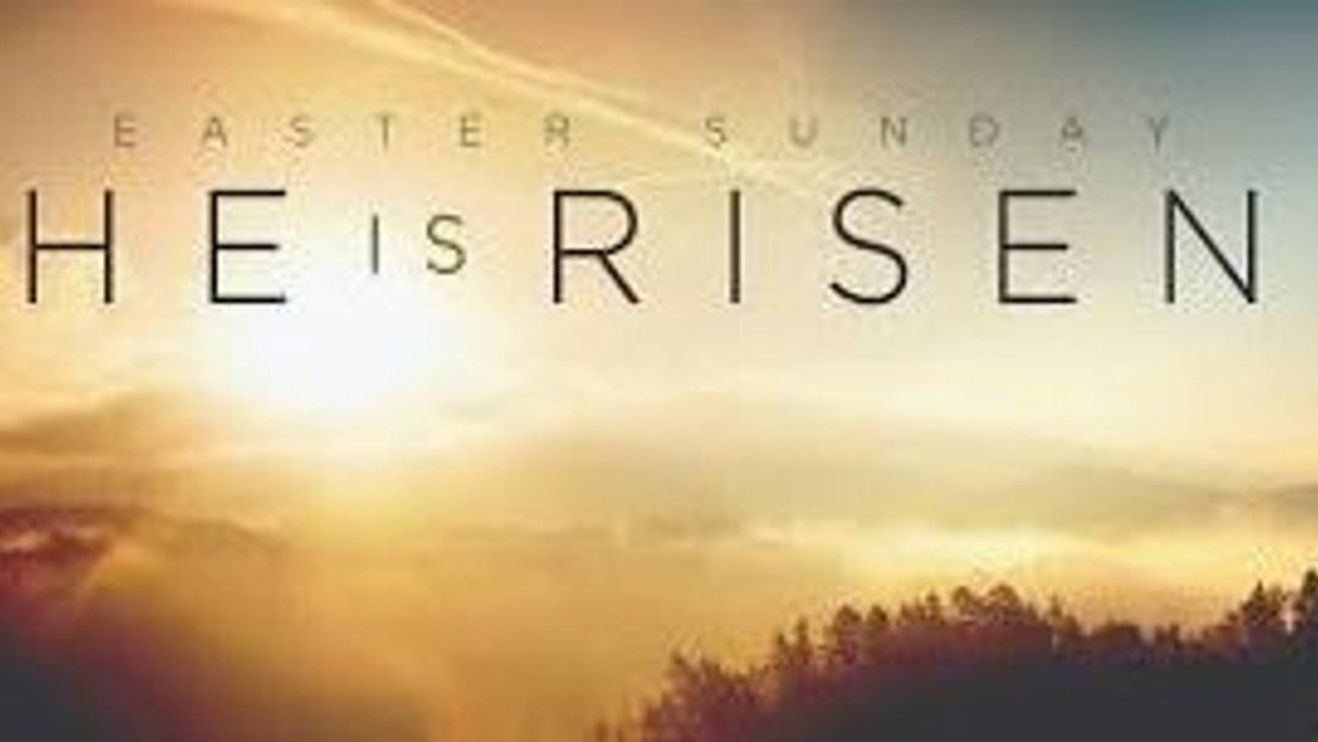 Easter Sunday Service 21st 10am