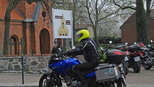 Gottesdienste zum Start in die Motorradsaison