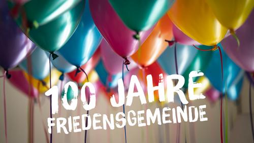 100 Jahre Frieden!