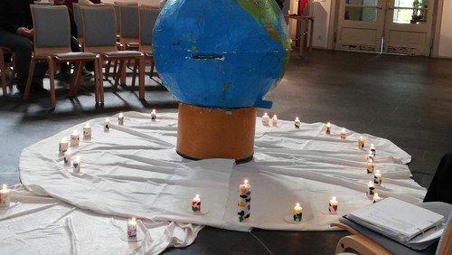 Ostern in der Rundkirche