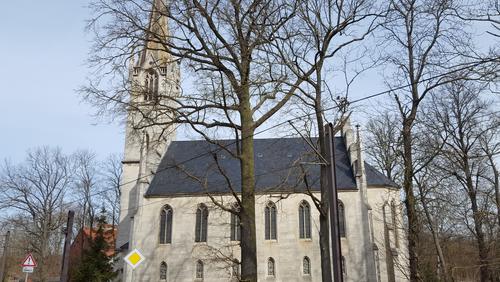 Offene Kirche Kalkberge, Rüdersdorf