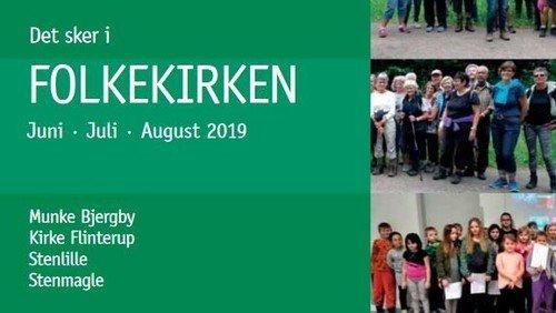 Kirkeblad for juni-juli-august 2019