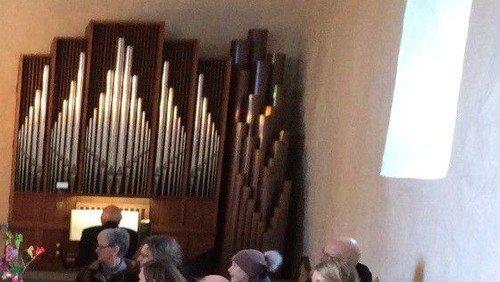 Interview med organist Poul Winther Kristensen