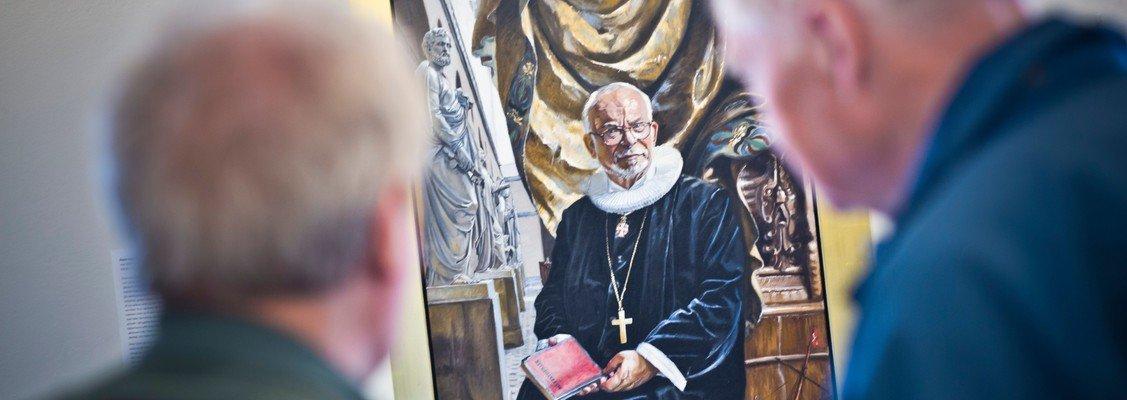 Udstillingen 'Biskoppens portræt' er nu åben
