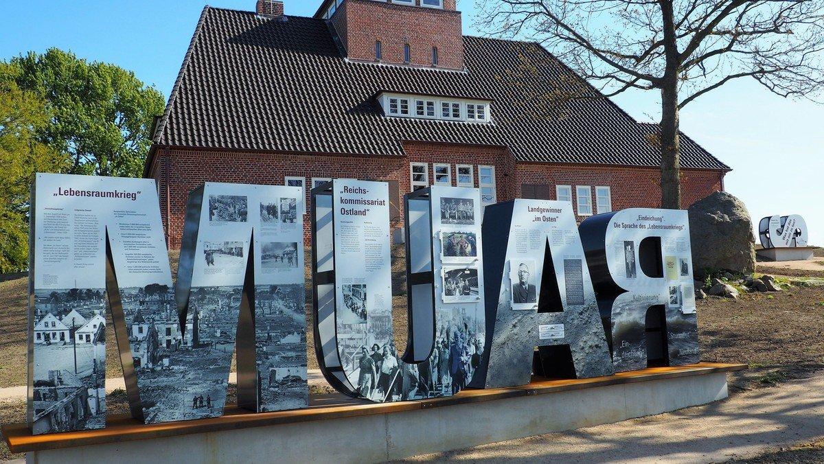 Historischer Lernort Neulandhalle eröffnet
