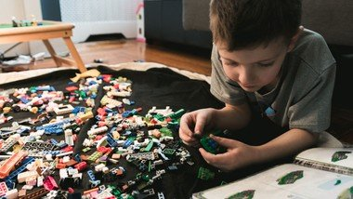 Summer Sunday School: Brick by Brick