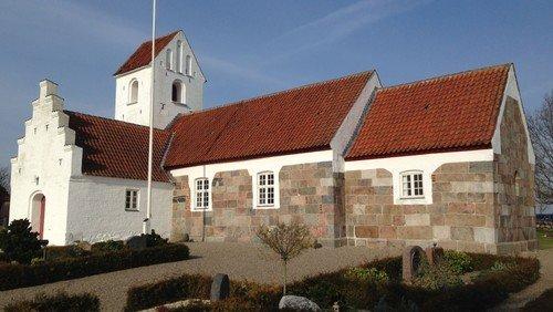 Solbjerg Kirkes historie