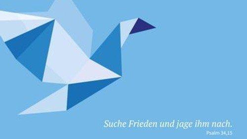 """Konzertrückblick: """"Suche Frieden und jage ihm nach"""""""