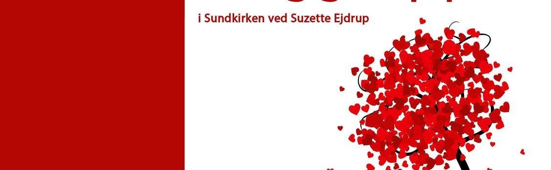 Ny sorggruppe begynder  tirsdag den 28. januar kl. 15.00 til 17.00 i Sundkirken ved Suzette Ejdrup og Knud Lindvig