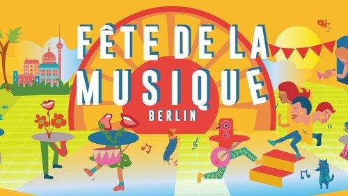 Die Fête de la Musique 2019 – die Martin-Luther-Kirche ist dabei!