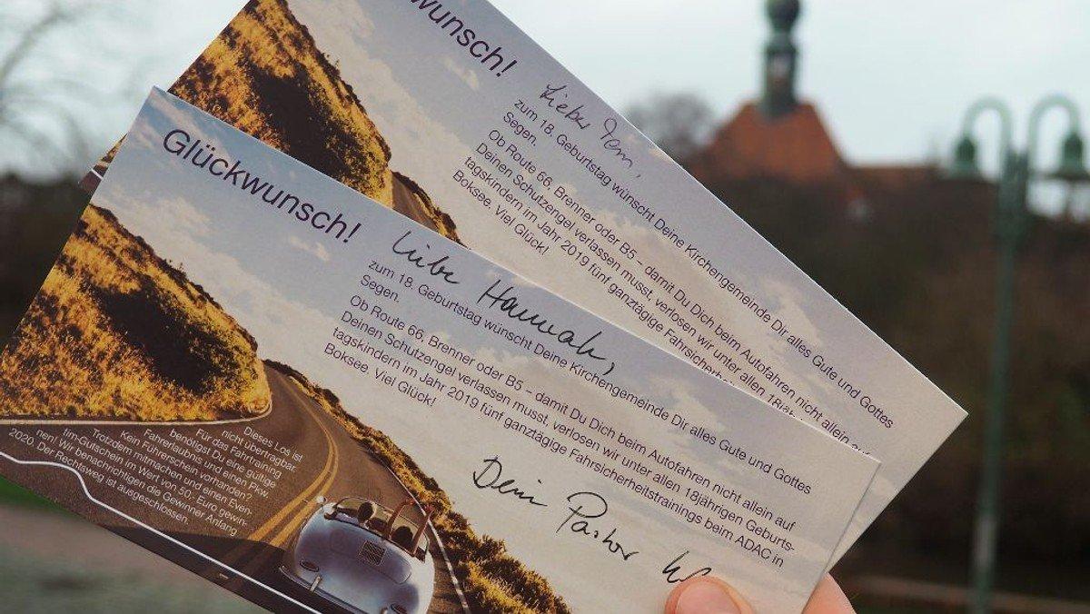 Geburtstagsaktion zum 18.: Fahrtraining gewinnen!