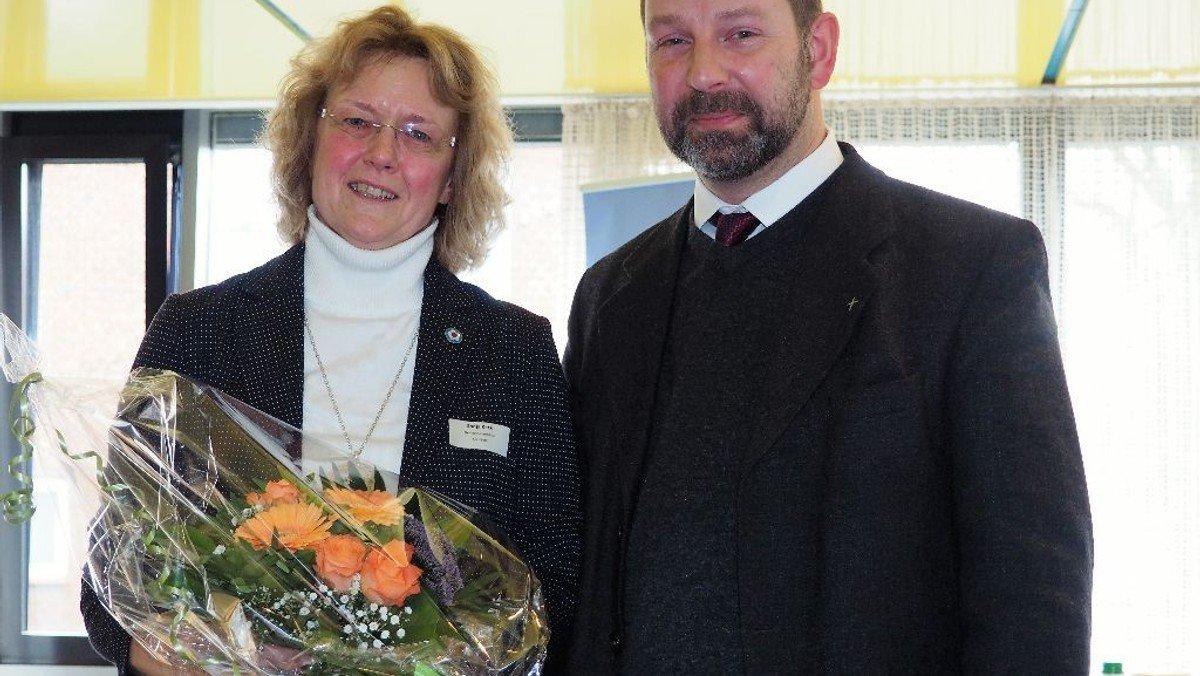 Sonja Keck neue Präses der Kirchenkreissynode