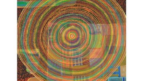 Malerei - Unendlichkeit des Spiels       Bilder von Stefanie Schubert