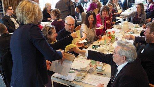 Synode: Propstwahl und Schwerpunktthema Ehrenamt