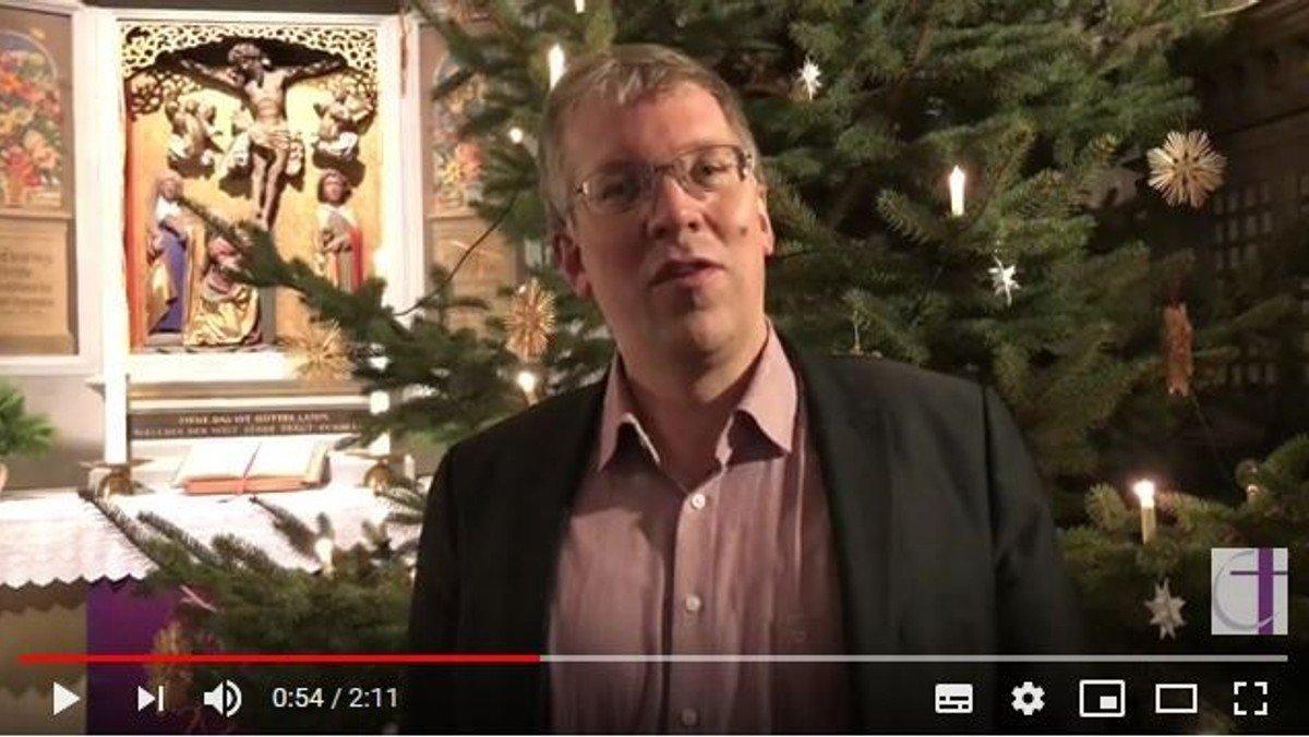 """""""Das Fest der Geburt Jesu feiern"""""""