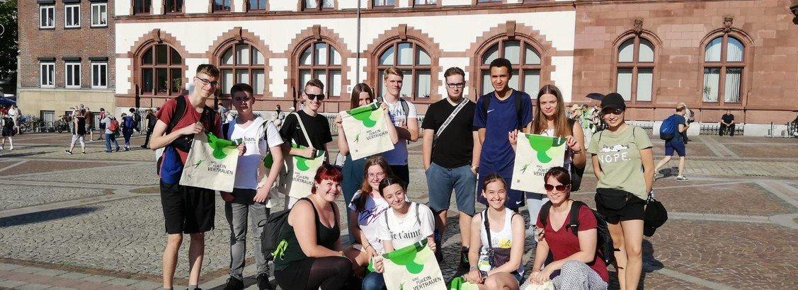Fahrt zum Deutschen Evangelischen Kirchentag nach Dortmund