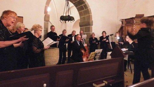 Julekoncerten 2014 i Bælum Kirke og Sognegaard