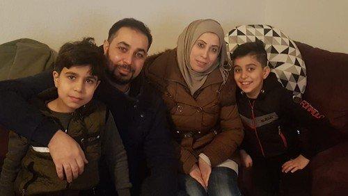 """""""Wir haben die Flucht auf uns genommen für die Kinder"""" - Ein syrisches Ehepaar erzählt"""