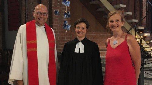 Vorstellung von Pfarrerin Andrea Kuhla