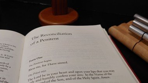 The Rite of Reconciliation