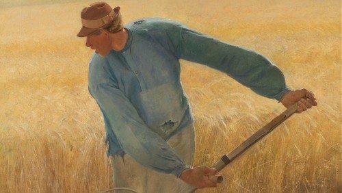 L.A. Ring: I høst, 1885