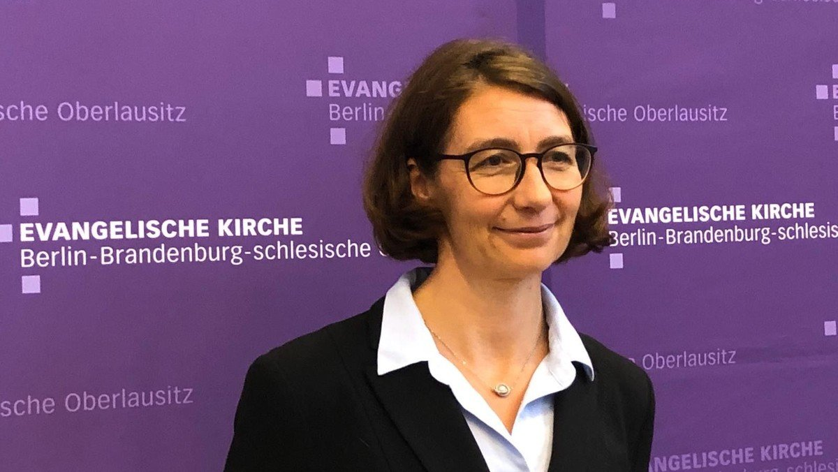 Christina Bammel ist Pröpstin der Landeskirche