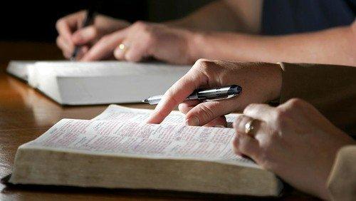 Bibelstunde & Jüngerschaft