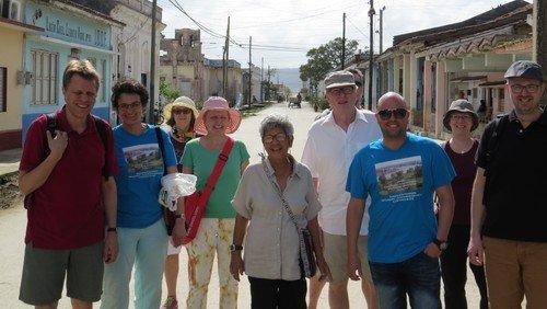 Besuch aus der kubanischen Partnergemeinde Camajuaní im September