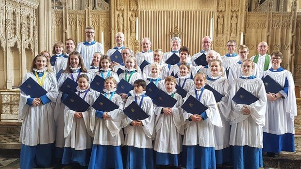 St Mary's Choir on Tour