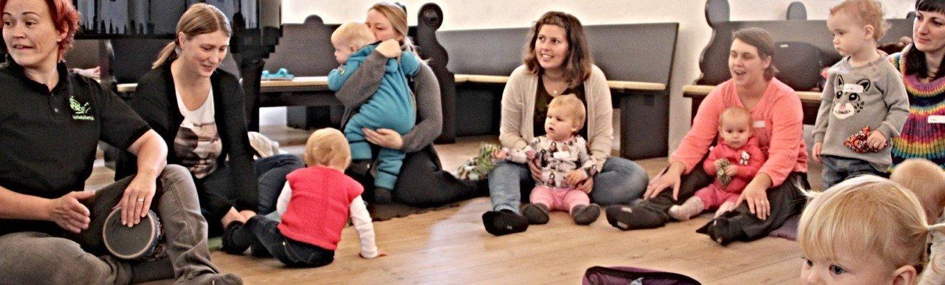 Ny sæson med Babysalmesang, Børnebongo og Bongo for de LIDT store