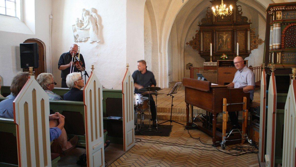 2019 Sommerkoncert i Sct. Hans Kirke
