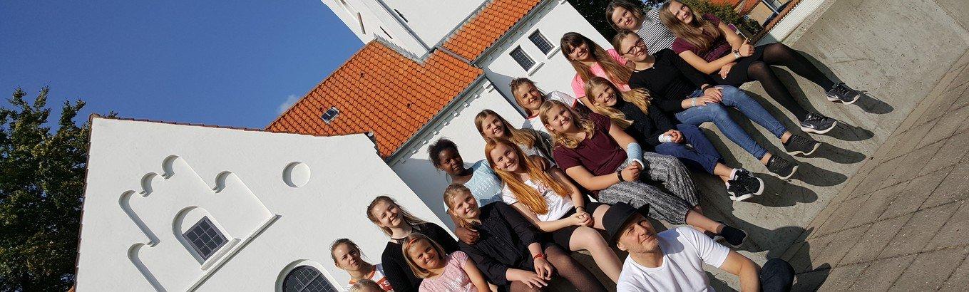 Kollerup-Fjerritslev: Kirkekor der swinger