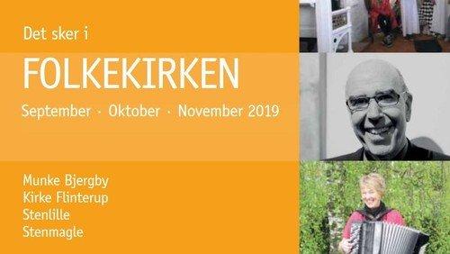 Kirkeblad for september-oktober-november 2019
