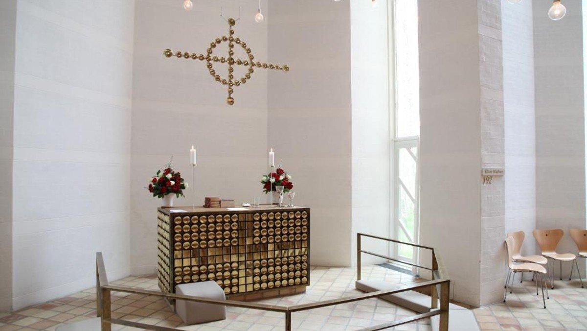 9. søndag efter Trinitatis Egedal Kirke