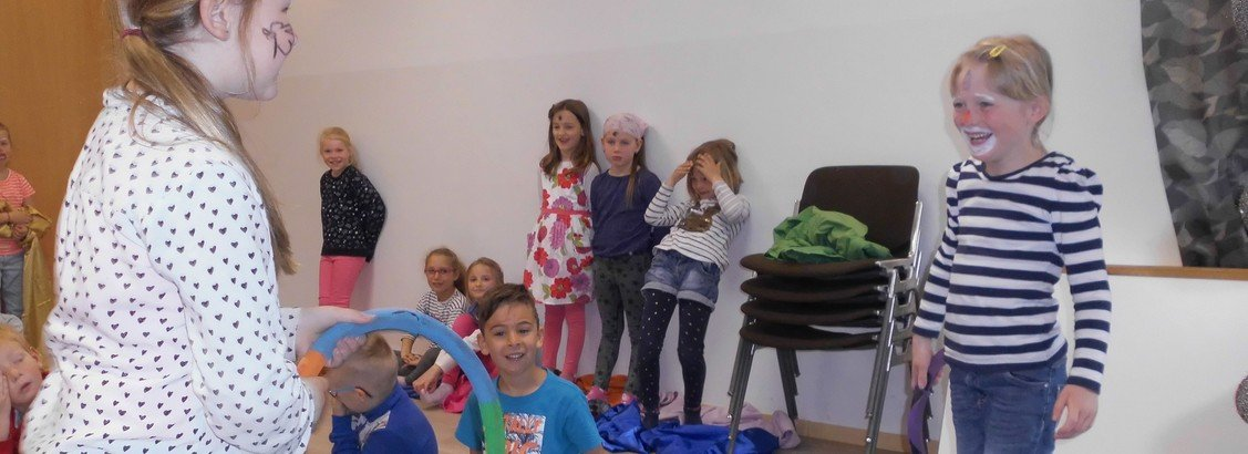 Brückeprojekt mit der Bookholter Grundschule