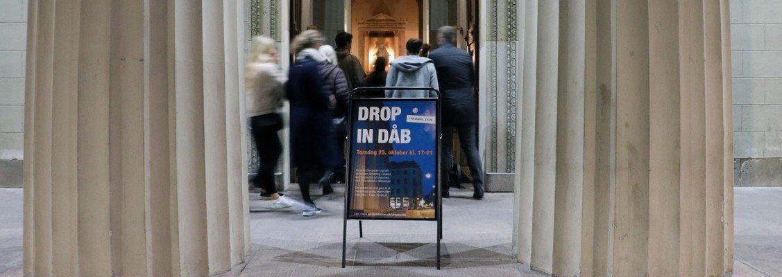 Drop-in dåb