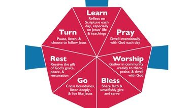 Adult Formation: The Way of Love Sunday Morning (change of time)  and Wednesday Evenings