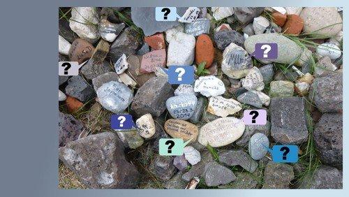 Steine ins Rollen bringen