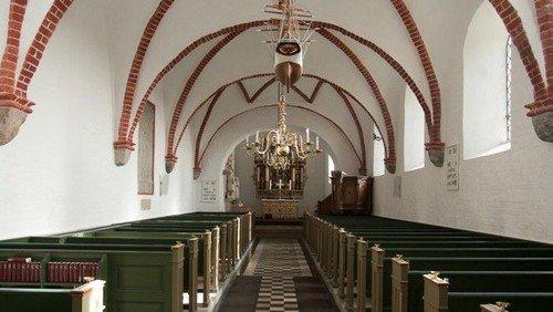 Renovering af Astrup kirke