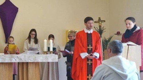 St. Cäcilia: Ausschnitte einer Karwoche