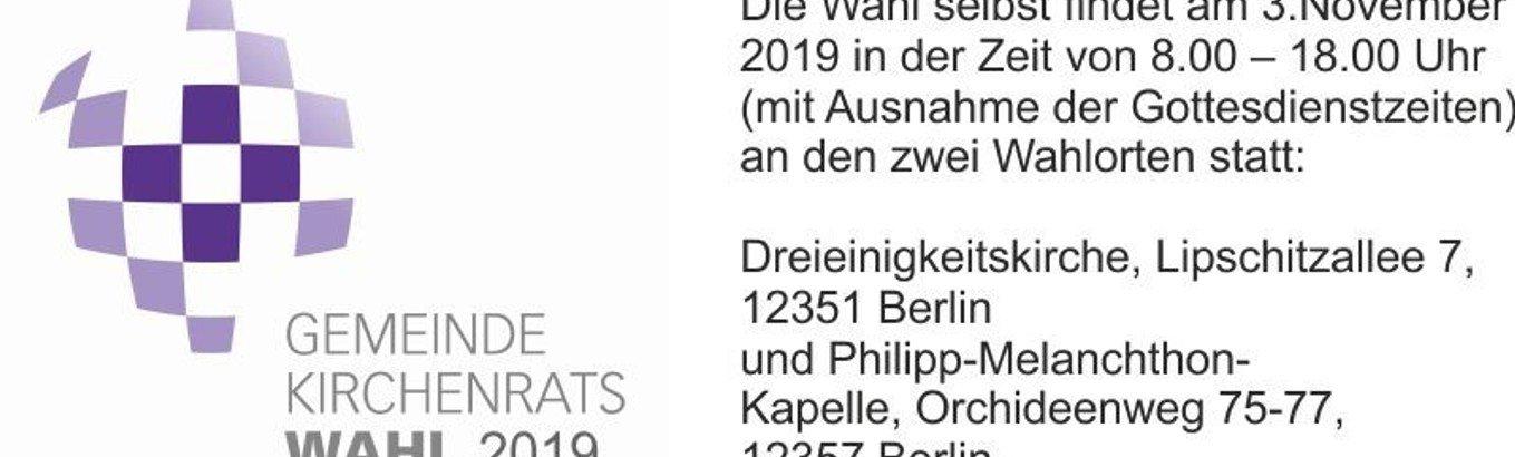 GKR-Wahl 2019