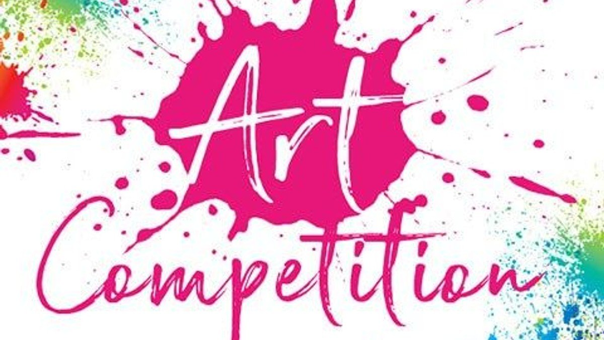 Under 16 Art Competition!