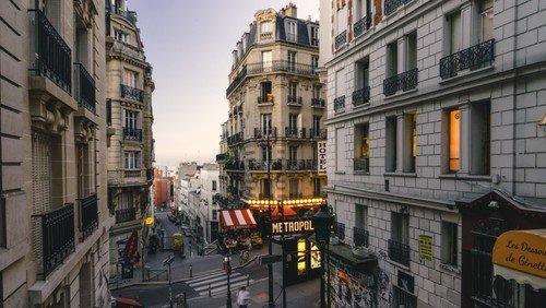 Paris er...