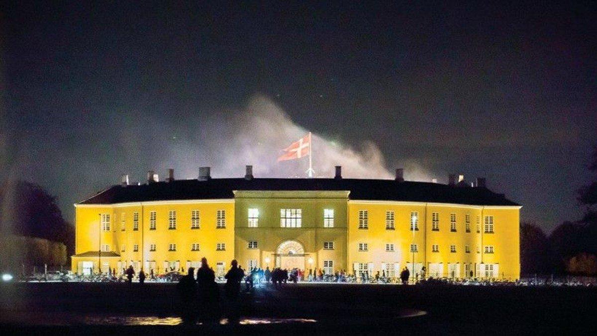 Feltpræsten og soldaten - Kulturnat på Frederiksberg Slot