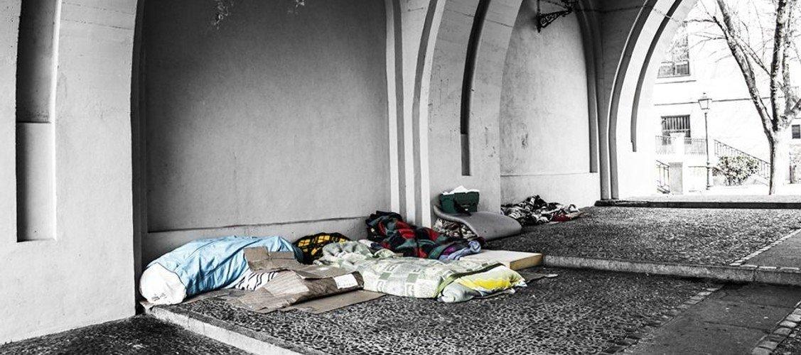 Lesung/Podiumsgespräch: Obdachlos - würdelos?