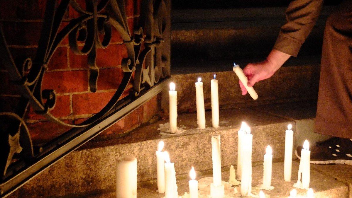 Nacht der Lichter - Lesung & Gebet in der Gethsemanekirche