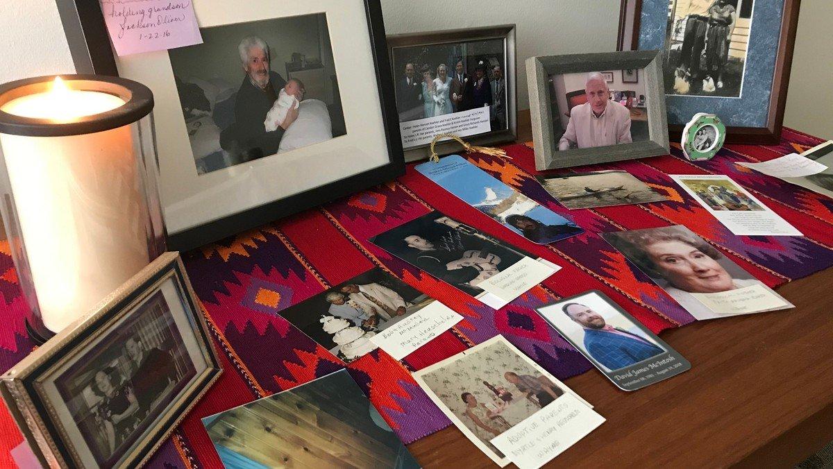 Remembering Departed Loved Ones in October