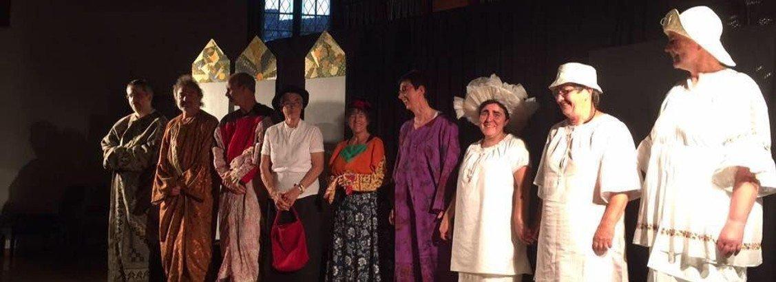 Theateraufführung Hoffnungsland am 26.10. fällt aus
