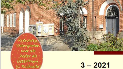 Gemeindebrief April/Mai erschienen!
