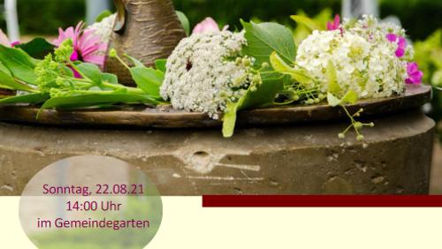 Gemeindebrief August/September erschienen!
